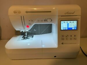 Baby Lock Accord Sewing and Embroidery Machine Used PA NJ DE Pickup only