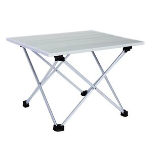 Folding Collapsible Camping Table Roll up Portable Table for Picnic BBQ Beach $27.99