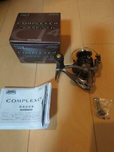 Shimano COMPLEX CI4 2500HGS F6 spinning reel fishing sw saltwater big game