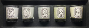 Diptyque Candle Set Of 5 x 1.23oz