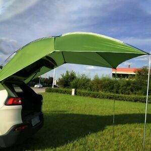 Portable Car Rear Car Side Tent Outdoor Camping Multi Person Rainproof Shade
