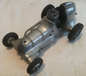 Mccoy 19 Tether Car gas Powered highly modified Thimbledrone bare metal racer $450.00