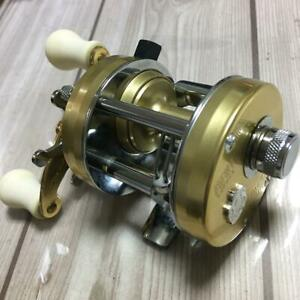 Abu2500C Gold With Zuil Power Handle