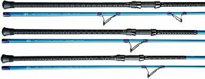 New Temple Fork Outfitters Mag L 2pc with Fuji Guides Surf Spinning Rod