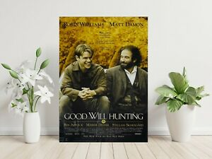Good Will Hunting Classic Movie Large Poster Print Gift No Frame
