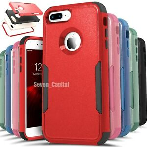 Shockproof Case Cover For Apple iPhone 6 6s 7 8 Plus SE 2020 Heavy Duty Case $7.49