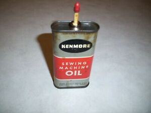 VINTAGE KENMORE SEWING MACHINE OIL CAN. $9.99