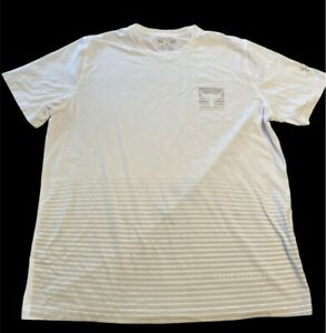 UNDER ARMOUR UA ROCK PROJECT CHASE GREATNESS MENS GRAPHIC TEE LARGE 1347838 NWT $35.00
