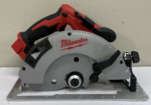 Pre Owned Milwaukee 2631 20 18V Brushless 7 1 4 in. Circular Saw Tool Only $99.99