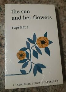 The Sun and Her Flowers by Rupi Kaur Paperback Book Brand New $7.99