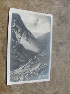 Early Abraham Postcard Honister Pass scene Cumbria Lake District GBP 1.60