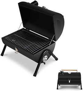Charcoal Grill Mini BBQ Portable Outdoor Cooking Camping Picnic Barbecue Outdoor