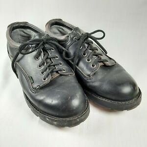 Danner GT Waterproof Shoes 8.5 Boot Work Black SR USA Made in USA