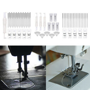 Sewing Machine Needle 9 65 11 7512 8014 9016 100 for Brother Singer Kit $8.32