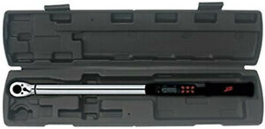 ATD Tools 12550 1 2quot; Drive Electronic Torque Wrench Plus Angle $74.00