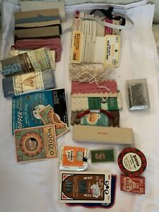 vintage sewing notions lot $20.00