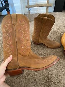 Justin Boots size 10 cowboy boots