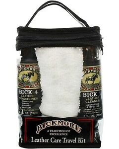 Bickmore Leather Care Travel Kit No Color EACH $16.21