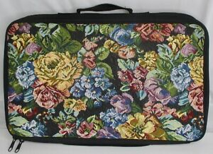Tutto Tool Holder Black Portable Sewing Quilting Notions Organizer Tapestry Case $69.99