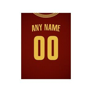 Basketball Jersey Print 5 Personalized Any NAME NUMBER Print FREE US SHIPPING