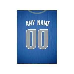 Basketball Jersey Print 6 Personalized Any NAME NUMBER Print FREE US SHIPPING