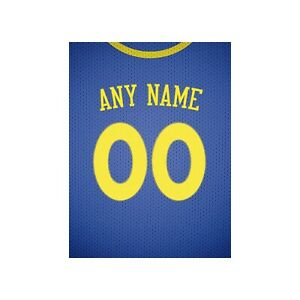 Basketball Jersey Print 8 Personalized Any NAME NUMBER Print FREE US SHIPPING