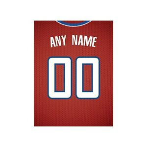 Basketball Jersey Print 11 Personalize Any NAME NUMBER Print FREE US SHIPPING