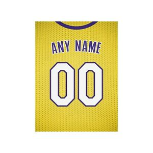 Basketball Jersey Print 12 Personalize Any NAME NUMBER Print FREE US SHIPPING