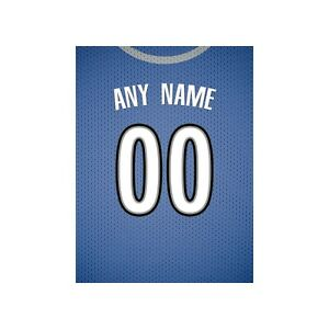 Basketball Jersey Print 17 Personalize Any NAME NUMBER Print FREE US SHIPPING