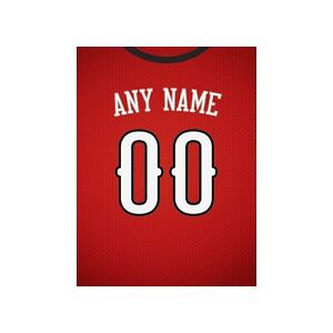 Basketball Jersey Print 19 Personalize Any NAME NUMBER Print FREE US SHIPPING