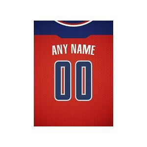 Basketball Jersey Print 23 Personalize Any NAME NUMBER Print FREE US SHIPPING