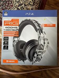 nib sealed nacon gear up rig 400hs for ps4 $39.00