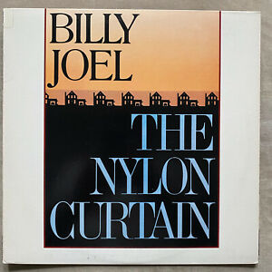 Billy Joel The Nylon Curtain 1982 Vinyl LP Allentown Shes Right on Time $7.50