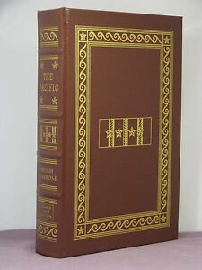 1st signed by the author The Pacific by Hugh Ambrose Easton Press