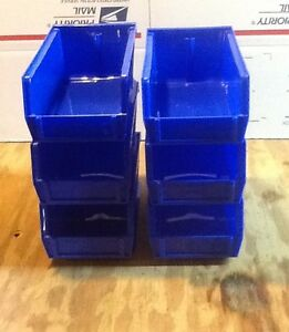 Lot of 6 Reloading Bins Replacement for Dillon 550650