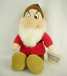 Disney Store Snow White & the Seven Dwarves GRUMPY 13