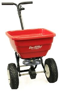 Earthway Products F80 Flex-Select Commercial Broadcast Lawn Fertilizer Spreader