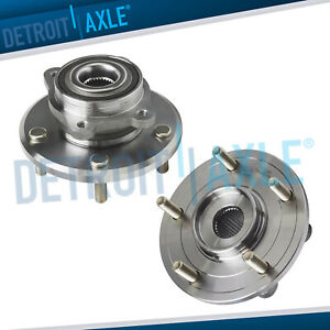 Pair 2 Front Wheel Bearing and Hub Assembly for 2009 2016 Dodge Journey 5 Lugs $97.23