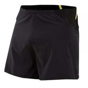 Pearl Izumi Men's Fly Endurance Short Running Liner Pockets Black 12111501