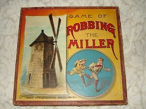 1888 game of robbing the miller