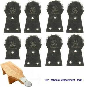 Two Rabbits Brand CoConut Grater or Shredder Stainless Steel Replacement Blade