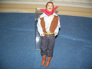 vintage wrangler male doll by ertl