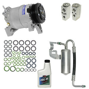 New AC Compressor Kit KT 3800 - 89019340 - LaCrosse