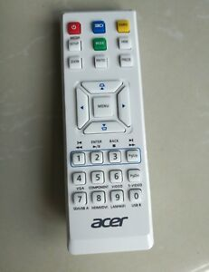 Original New Remote Control For RC-285RR-190 Universal ACER Projector S1210 ....