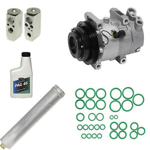New AC Compressor Kit KT 1846 - 926004W00A - Pathfinder