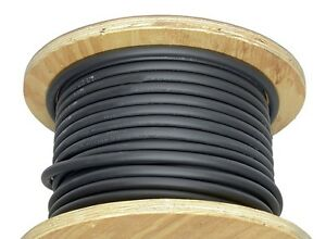 1000' 30 AWG Welding Cable Black Alterable Portable Wire USA