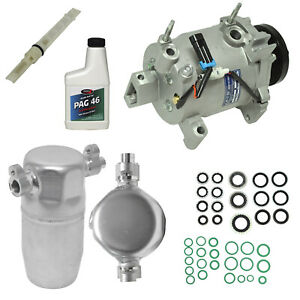 New AC Compressor Kit KT 3572 - 19257921 - DeVille