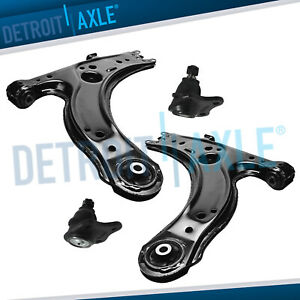 Front lower control arm 1999 2000 2001 2002 2003 2004 VW Volkswagen Jetta Golf