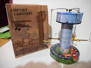 tin toy tole manege aeroport airport