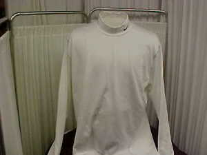 Nike Pro Extreme Compression Fit Dry Shirt Long Sleeve White Size 3XL